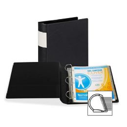 132 Units of Samsill AnglE-D Ring Binder - Binders