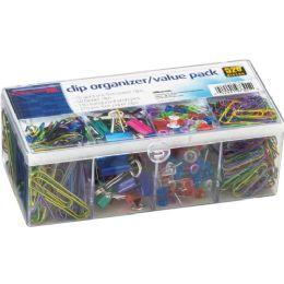 Oic Clip Organizer/value Pack - Organizer