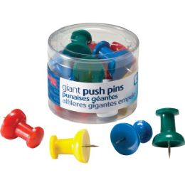 Oic Giant Push Pin - Office Supplies