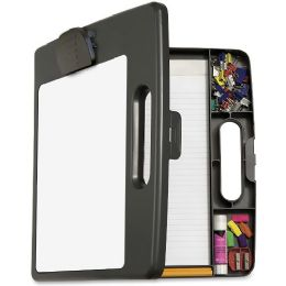 Oic HeavY-Duty Clipboard With Whiteboard - Office Clipboards