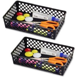 Oic Large Supply Storage Basket - Office Supplies