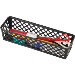 Oic Long Supply Storage Basket - Office Supplies