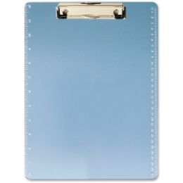 144 Units of Oic LoW-Profile Clip Acrylic Clipboard - File Folders & Wallets