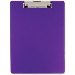 Oic LoW-Profile Clip Plastic Clipboard - File Folders & Wallets
