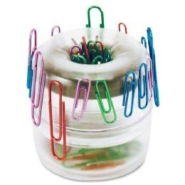 Oic Officemate Euro Style Designer Paper Clip Holder - Sign