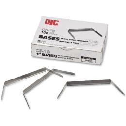 OIC Prong Fastener Base - Fasteners
