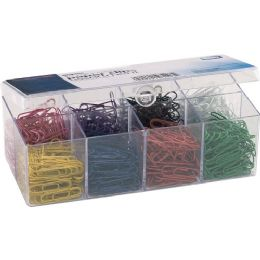 Oic PvC-Free ColoR-Coated Paper Clips - Paper clips