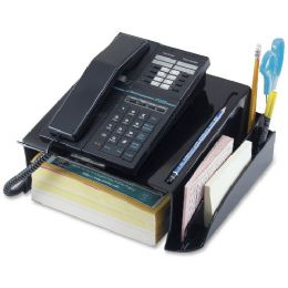 Oic Recycled Telephone Stand - Office Supplies