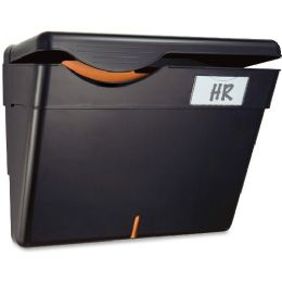 Oic Security Wall File With Wall Panel - File Folders & Wallets