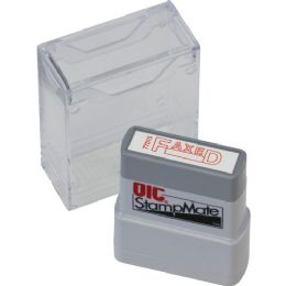 Oic SelF-Inking Stamp - Office Supplies