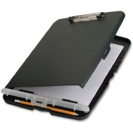 Oic Slim Storage Clipboard - Office Clipboards