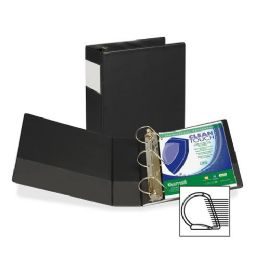 78 Units of Samsill Antimicrobial D-Ring Binder With Label Holder - Binders