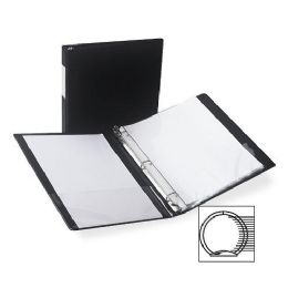 324 Units of Samsill Antimicrobial Locking Round Ring Binder - Binders