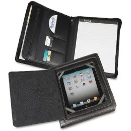 "30 Units of Samsill Carrying Case (flap) For 10.1"" Ipad, Tablet Pc - Black - Note Books & Writing Pads"