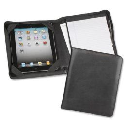 "40 Units of Samsill Carrying Case For 10.1"" Ipad - Black - Note Books & Writing Pads"