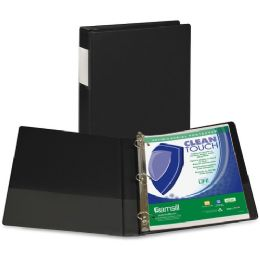 180 Units of Samsill Clean Touch Reference Binder - Binders