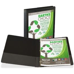 444 Units of Samsill Earth's Choice 189 Insertable View Binder - Binders