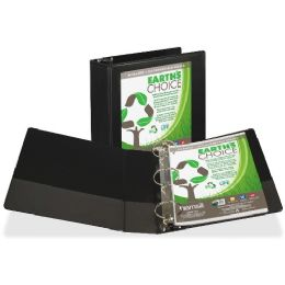 144 Units of Samsill Earth's Choice 189 Insertable View Binder - Binders