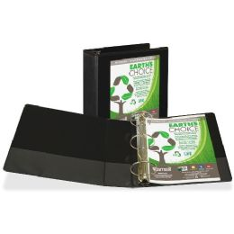 96 Units of Samsill Earth's Choice 189 Insertable View Binder - Binders