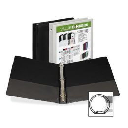 35 Units of Samsill Economy Round Ring Value Insertable Binder - Binders