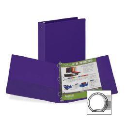 384 Units of Samsill Flexible Hinge 3-Ring Value Storage Binder - Binders