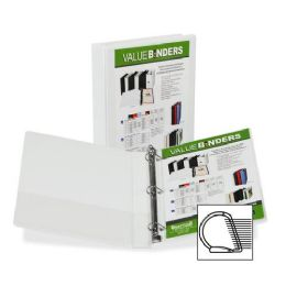 240 Units of Samsill Insertable D-Ring Binder - Binders