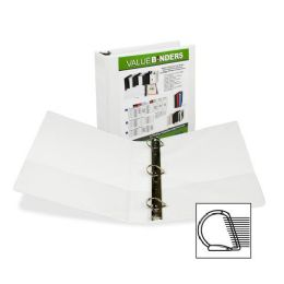 204 Units of Samsill Insertable D-Ring Binder - Binders