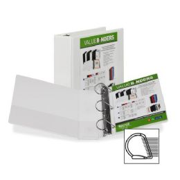 108 Units of Samsill Insertable D-Ring Binder - Binders