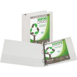 Samsill Insertable Recycled Insertable Vue Binder - Binders