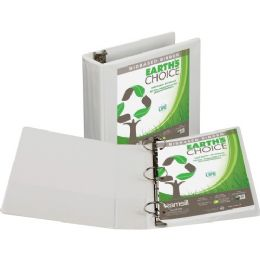 Samsill Insertable Recycled Vue Binder - Binders