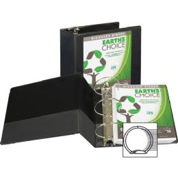 Samsill Recycled Insertable View Binder - Binders