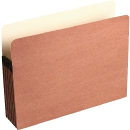 100 Units of Wilson Jones Recycled Expansion File Pocket - File Folders & Wallets