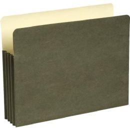 100 Units of Wilson Jones Recycled File Pocket - File Folders & Wallets