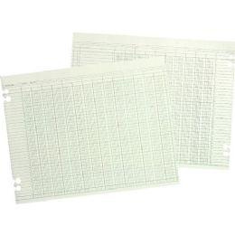 Wilson Jones Regular Ledger Sheets - Office Supplies