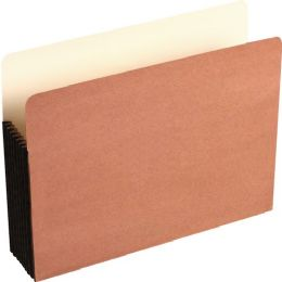 5 Units of Wilson Jones Super Capacity Recycled File Pocket - File Folders & Wallets