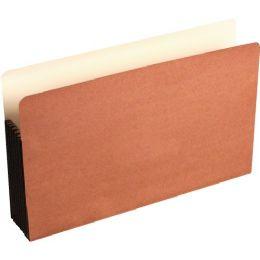 5 Units of Wilson Jones Super Capacity Recycled File Pocket - File Folders & Wallets