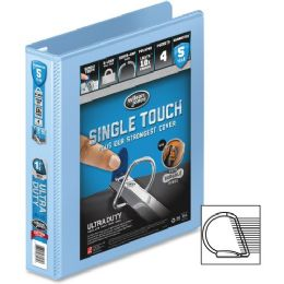 "24 Units of Wilson Jones Ultra Duty D-Ring View Binder With Extra Durable Hinge, 1 1/2"" - Binders"