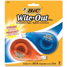 72 Units of Wite-Out Correction Tape - Tape & Tape Dispensers