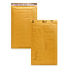 63 Units of Alliance Rubber Naturewise Cushioned Mailer - Cushioned mailer