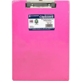 Saunders Neon Plastic Clipboard - Office Clipboards