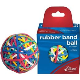 Alliance Rubber Rubber Band Ball - Rubber bands