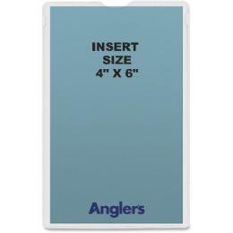 Anglers SelF-Stick Crystal Clear Poly Envelopes - Envelopes