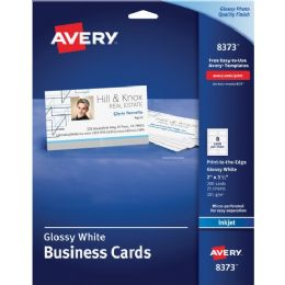 24 Units of Avery Business Card - Business cards