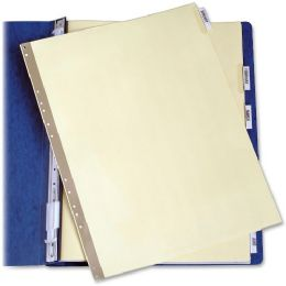 168 Units of Avery Data Binder With Tab Dividers - Binders