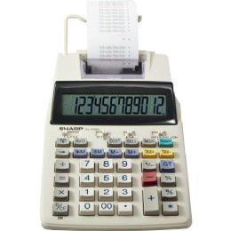 Sharp EL1750V Printing Calculator - Office Calculators