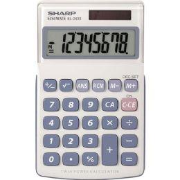 Sharp EL240SAB Handheld Calculator - Calculators