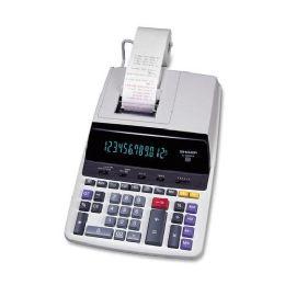 Sharp EL2630PIII Microban Print Display Calculator - Office Calculators