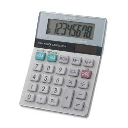 220 Units of Sharp EL310TB Mini Desktop Display Calculator - Calculators