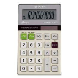 235 Units of Sharp El376g Pocket Calculator - Calculators