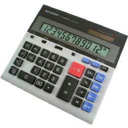 Sharp Qs2130 Commercial Display Calculatorqs2130 Commercial Display Calculator - Office Calculators
